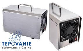 cistenie ozonom generator ozonu - tepovanie v ziline